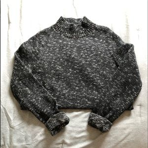 Ann Taylor Factory Sweaters - Mock neck tunic sweater